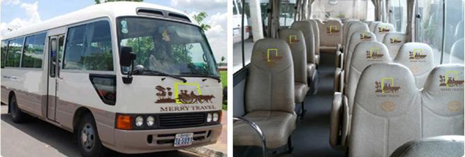 Xe Bus Từ Kiên Giang Đi Campuchia